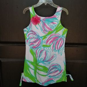 LILLY PULITZER GIRLS PAGEANT INTERVIEW DRESS  12